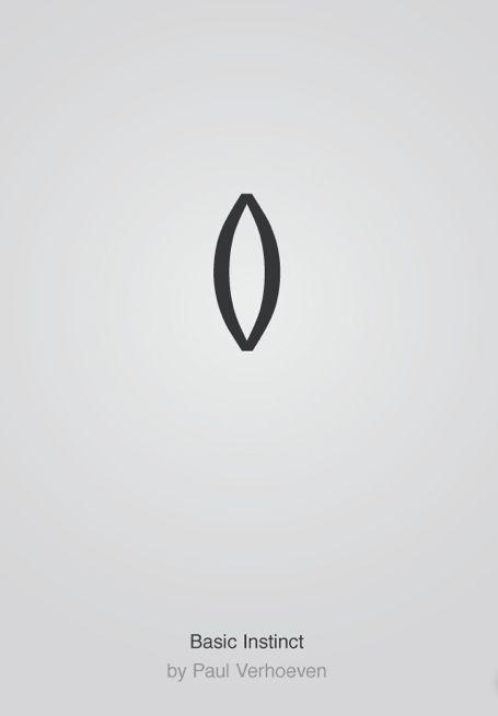carteles minimalistas