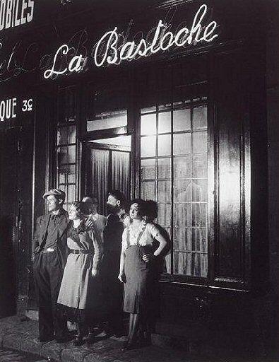 Et La Bastoche en 1932 ...rue de Lappe - Paris 11e