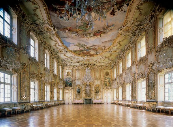 18 best images about rococo on pinterest for Interior design augsburg