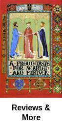 Encore -- A proud taste for scarlet and miniver. Written and illustrated by E.L. Konigsburg.
