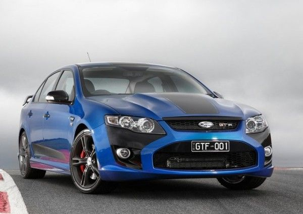 2014 FPV GT F 351 Front Exterior 600x424 2014 Ford FPV GT F 351 Review, Specs and Performance