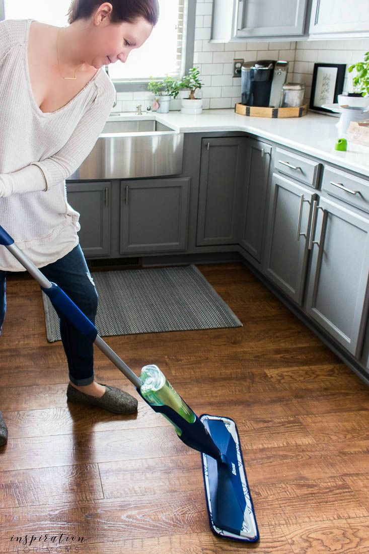 Learn How to Keep Clean Floors With Little to No Effort   Floor ...
