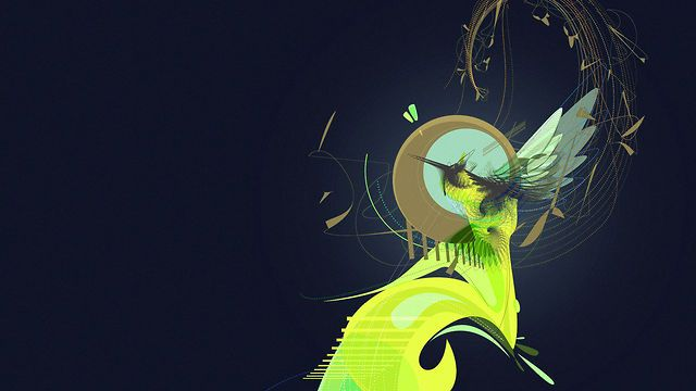 Shapes in motion by Pavel Pavlov.   A beautiful experimentation of motion design with vector shapes.   A must-see.