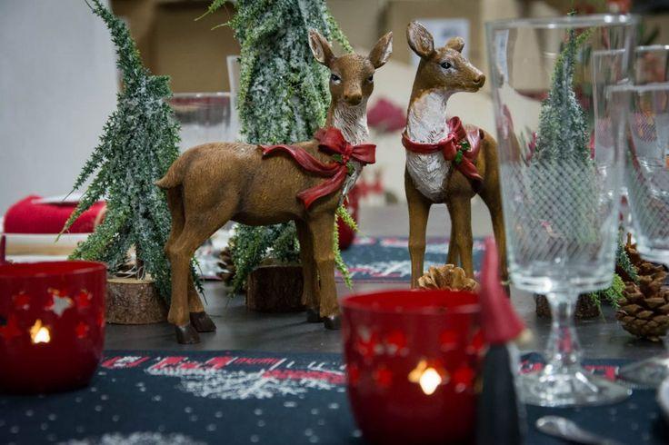 Find inspiration til årets julebord opdækning 2017 - 5 flotte juleborde