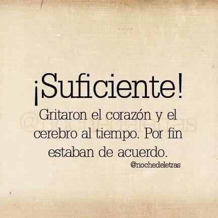 SUFICIENTEEEE CHA MADRE!!!! :( :( :(