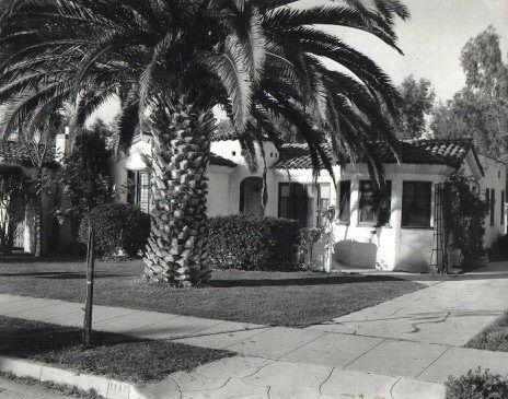 Mildred Pierce's house in Glendale