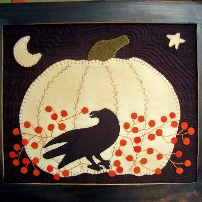 """Patty Taylor made """"The Great Pumpkin"""" by Becky Delsman in our Fall 2012 issue!"""