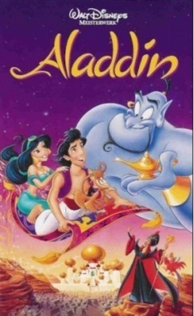 This video goes through the elements of a plot structure using the movie Aladdin.