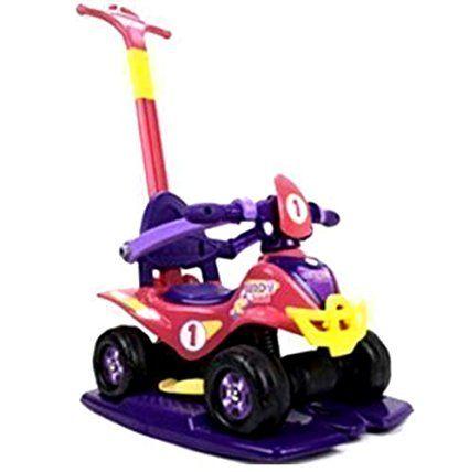 Macchina A Spinta Quad Giocattolo Per Bambini Auto Da Spingere