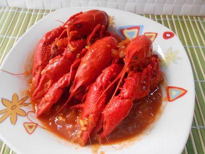 CANGREJOS DE RIO EN SALSA DE TOMATE PICANTE Hoy os traigo esta super receta paso a paso de cangrejos de rio en salsa picante. Esta salsa esta de toma pan y moja, y con el... Read More