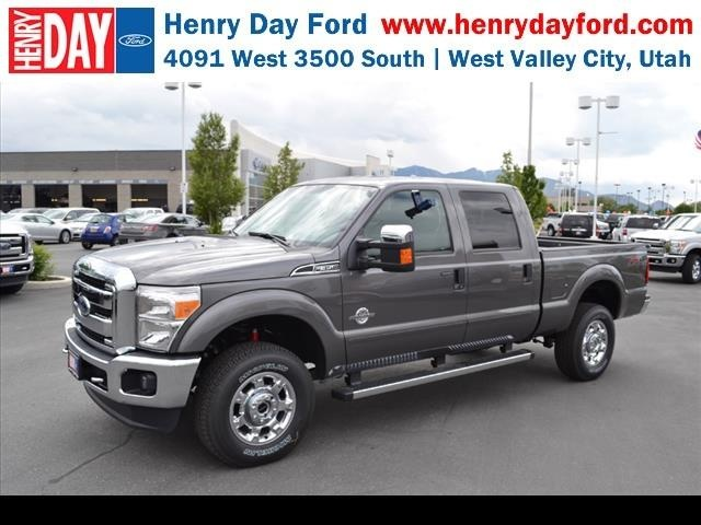 New 2013 Ford F 350 4WD Crew CAB 156 XLT For Sale In West Valley