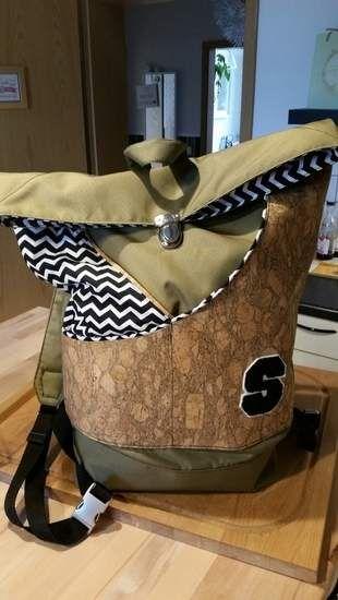 155 besten Sewing - bags Bilder auf Pinterest | Anleitungen, Taschen ...