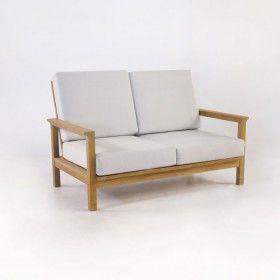 cojines muebles muebles de exterior de teca loveseats almacn medio ambiente coleccin de muebles fogatas trajes