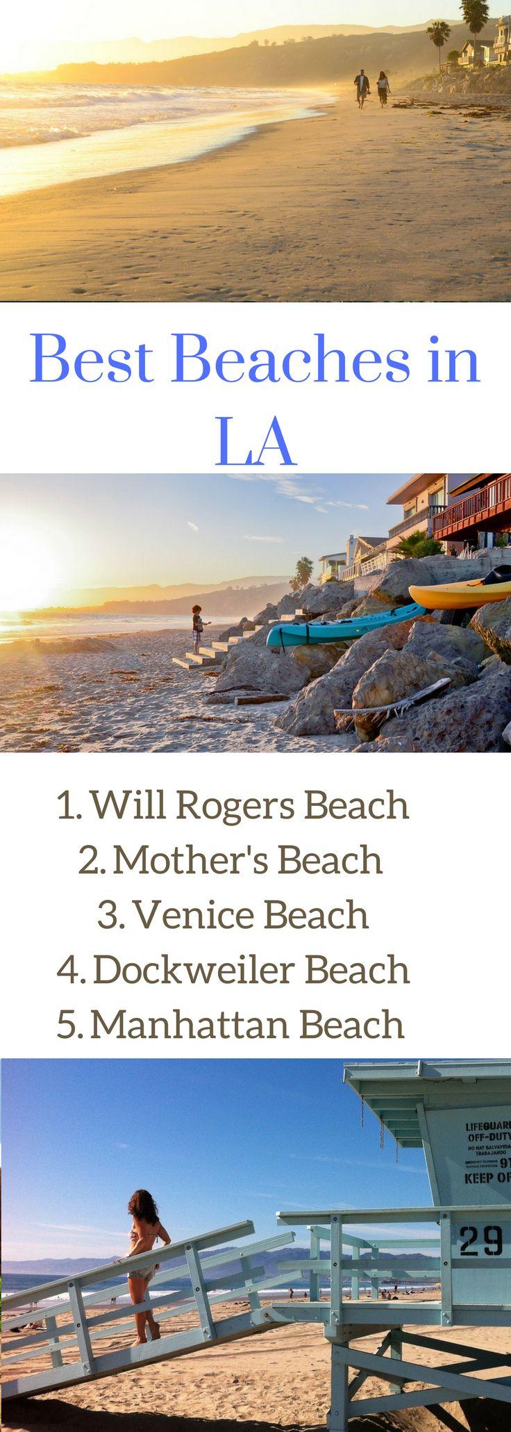 Best beaches in LA | Beaches in Los Angeles | Los Angeles Beaches | Santa Monica Beaches | Venice Beach | Dockweiler Beach | Hermosa Beach | Manhattan Beach