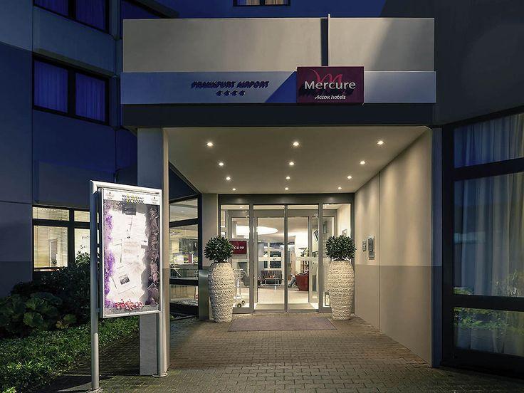 MERCURE HOTEL FRANKFURT AIRPORT: Close to Rhein-Main airport and the center of the international finance hub: The 4-star Mercure Hotel…