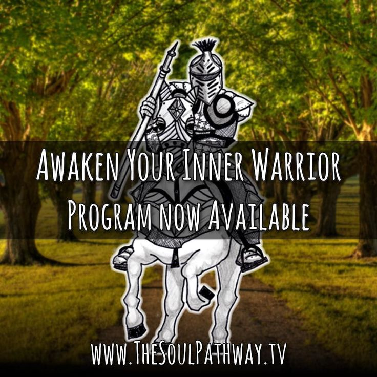 Excited to Release my Awaken Your Inner Warrior program which is now available on my website!  . The Awaken Your Inner Warrior course is a 7 Week Mentoring program created for the Wounded Warrior who is seeking to reclaim his or her life and power. I have designed this course specifically to help you break free from your past wounds and conditioning in order to become awakened to who you are! Our aim is to assist you with becoming conscious and aware in your decision making process so that…