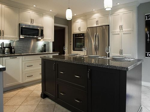 What Color Appliances For White Kitchen Cabinets Floor Color Archives