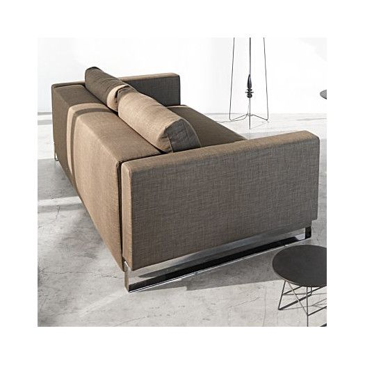Sectional Sofas Innovation USA Cassius Sleek Excess Lounger Sleeper Sofa