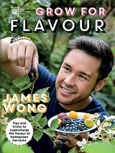 RHS Grow For Flavour -Combining cutting-edge science with overlooked traditional techniques, this ground-breaking book lays out a series of deceptively simple tips and tricks to measurably increase the flavour of grow-your-own favourites. You will not only get harvests with an intense flavour - but also slash the work involved.