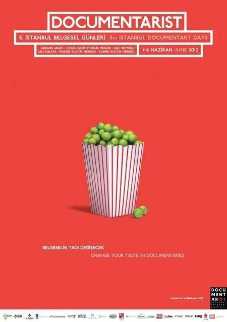 """Documentarist 2012 """" Change your taste"""""""