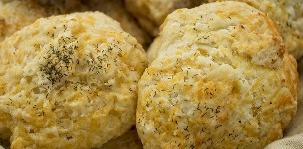 These cheese scones make a delicious comfort food perfect for a morning or afternoon snack.