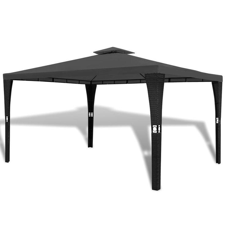 die besten 25 pavillon 3x4m ideen auf pinterest. Black Bedroom Furniture Sets. Home Design Ideas