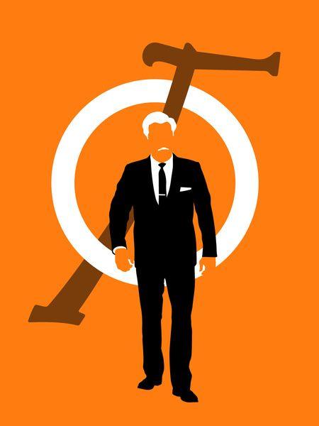 MR. OSATO @ http://displate.com/vectorvectoria/universal-exports & http://society6.com/vectorvectoria