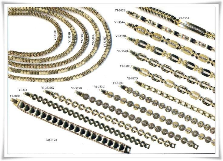 brass chain 23