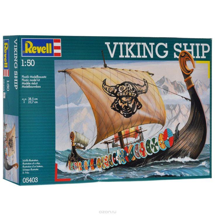 Сборная модель Revell Корабль викингов