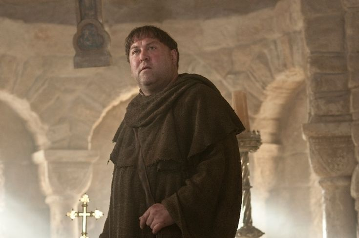 Mark Addy as Friar Tuck. Tuck is a companion to Robin Hood in the legends about that character. He is a common character in modern Robin Hood stories, which depict him as a jovial friar and one of Robin's Merry Men. The figure of Tuck was common in the May Games festivals of England and Scotland during the 15th through 17th centuries. He appears as a character in the fragment of a Robin Hood play from 1475, sometimes called Robin Hood and the Knight or Robin Hood and the Sheriff.