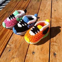Tutoriels crochet