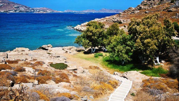 Piperaki Beach @ Paros island , Greece !!!