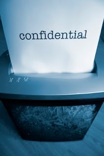 Keep your confidential files secure