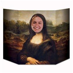 Mona Lisa Smile Photo Prop $6.20