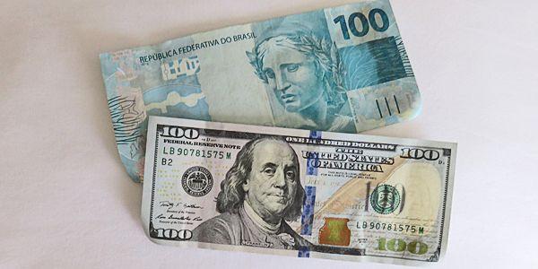 Dólar x real