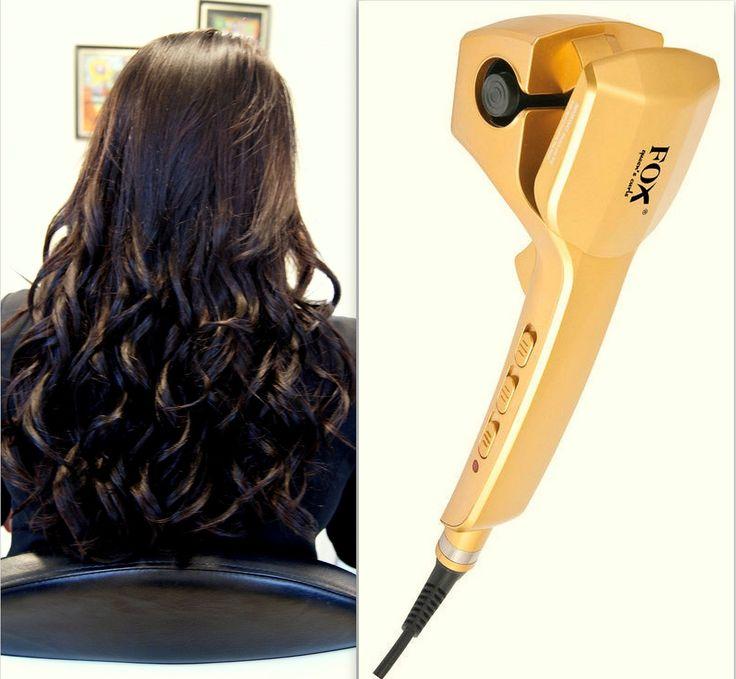 Loki Fox Queen's Curls. #hairstyle #fryzury