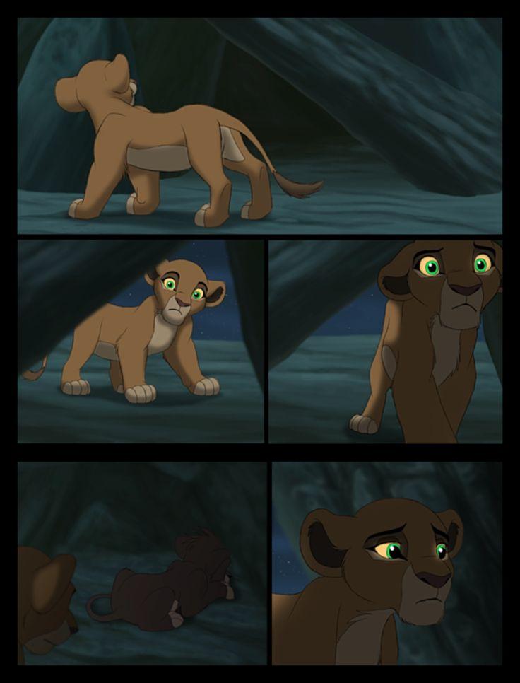 Все комиксы про короля льва