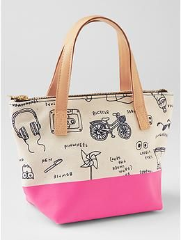 Kate Spade for GapKids Tote!