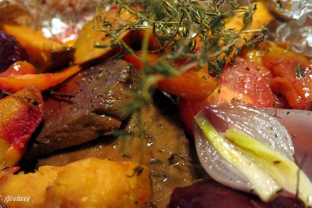 Batyuban sült vegán finomságok