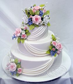 Свадебные торты заказ торта ресторан прага