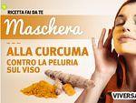 Sapete che la curcuma può essere usata anche per fare ricette di bellezza? Ecco allora come e perché usare la curcuma su pelle e capelli + 8 trattamenti.