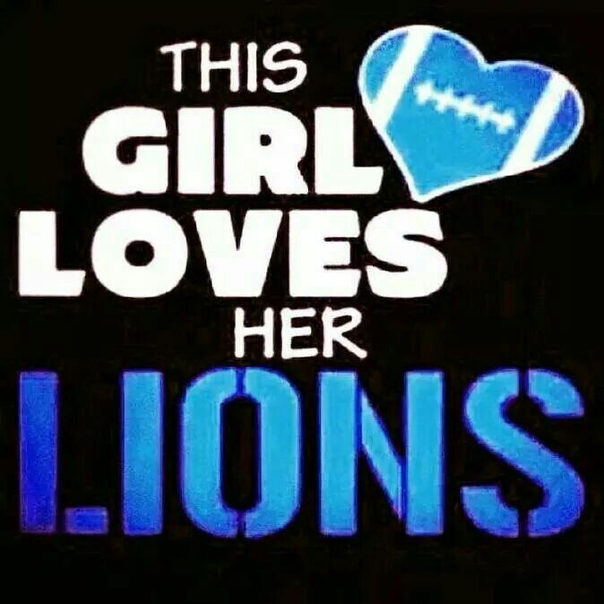 ;-)  It's Always the Lions!!! M'lady, for life!