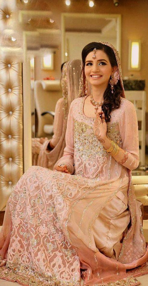 for engagement/nikkah/walima - pakistani fashion