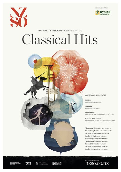 Classical Hits 17 - 27 September 2015. It's a mouth-watering selection of classical music's greatest hits when our much-loved NZSO Music Director Emeritus James Judd returns for a special national tour. https://www.nzso.co.nz/concerts/concert/classical-hits/