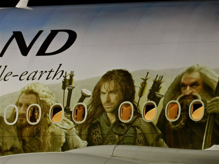 Air New Zealand Hobbit 777