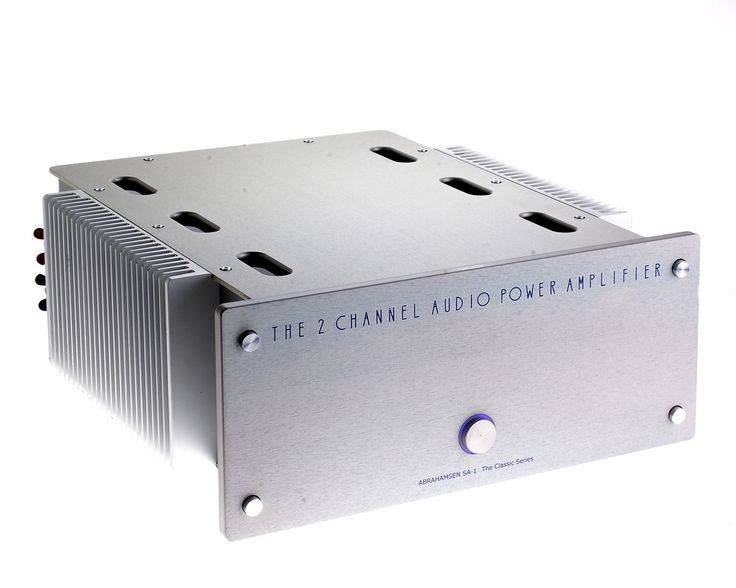 SA-1-Power Amplifier