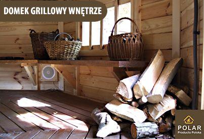 POLARPRODUCTS.PL | wnętrze domku grillowego