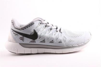Nıke Kadın ve Erkek Gri Free 5.5 Koşu Yürüyüş Esnek Phylon Taban Günlük Spor Ayakkabı