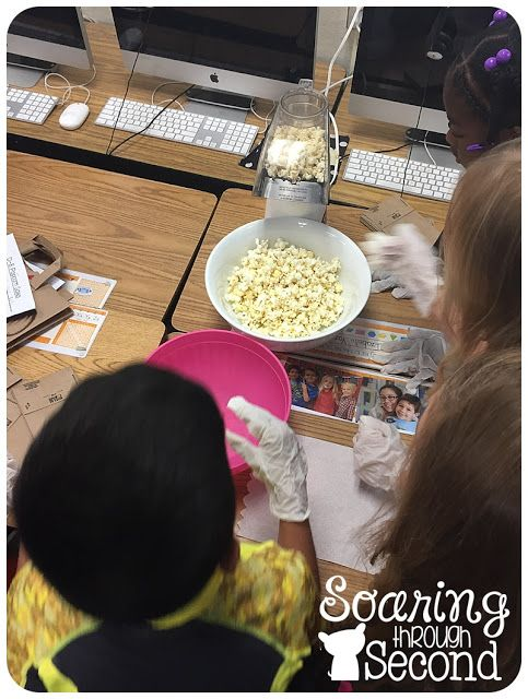 Soaring Through Second Grade: Project Based Learning in a 2nd Grade Classroom: My Story