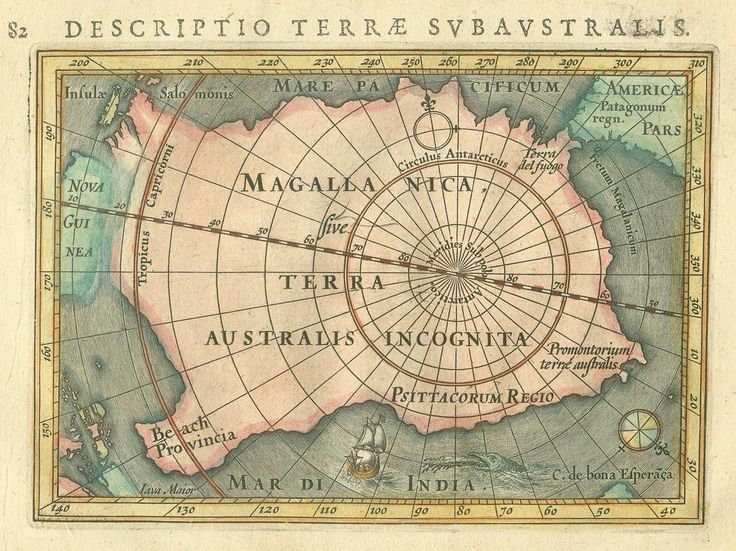 #OnThisday in 1772, Captain James Cook begins 2nd voyage aboard the Resolution to search for Terra Australis,